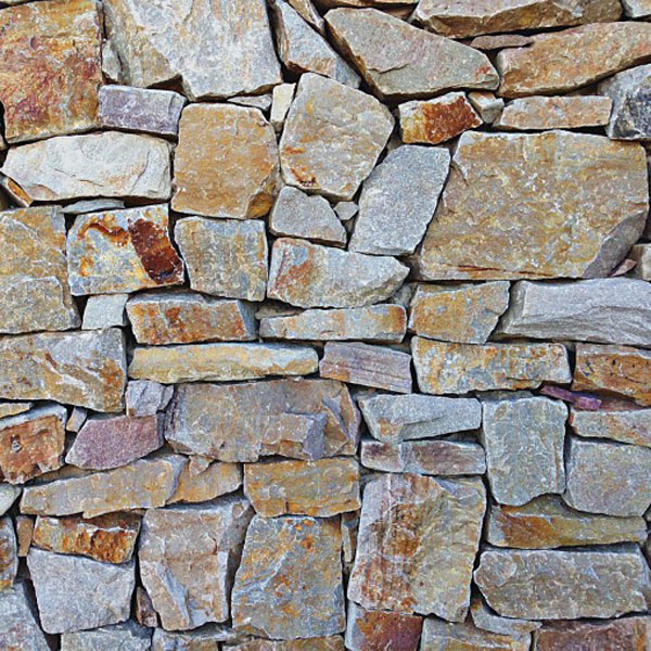 Jade Stone Walling